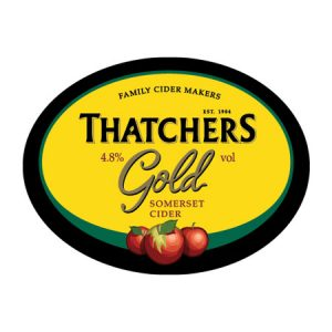 Thatchers-Gold
